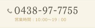 TEL:0438-97-0606